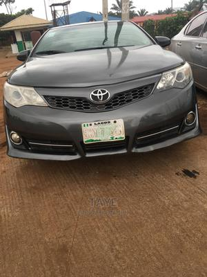Toyota Camry 2012 Gray | Cars for sale in Ondo State, Akure