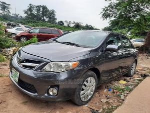 Toyota Corolla 2012 Gray   Cars for sale in Lagos State, Amuwo-Odofin