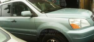 Honda Pilot 2004 EX 4x4 (3.5L 6cyl 5A) Green | Cars for sale in Lagos State, Isolo