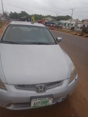 Honda Accord 2005 Silver | Cars for sale in Kwara State, Ilorin West