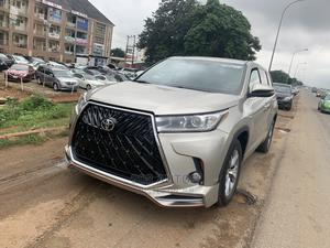 Toyota Highlander 2014 Gold   Cars for sale in Abuja (FCT) State, Gwarinpa