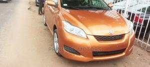 Toyota Matrix 2009 Orange | Cars for sale in Lagos State, Isolo