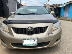 Toyota Corolla 2010 Gold   Cars for sale in Lagos State, Ikeja