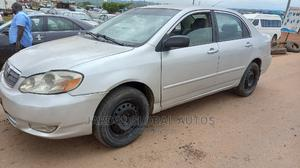 Toyota Corolla 2005 LE Silver | Cars for sale in Abuja (FCT) State, Lugbe District