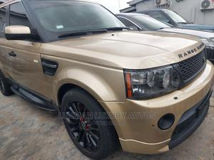 Land Rover Range Rover Sport 2006 HSE 4x4 (4.4L 8cyl 6A) Gold   Cars for sale in Lagos State, Ikeja