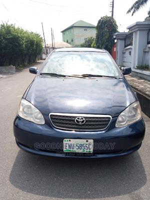 Toyota Corolla 2006 CE Blue   Cars for sale in Rivers State, Port-Harcourt