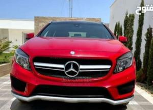 Mercedes-Benz GLA-Class 2017 Red | Cars for sale in Abuja (FCT) State, Asokoro