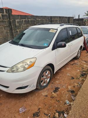 Toyota Sienna 2007 LE 4WD White | Cars for sale in Lagos State, Abule Egba