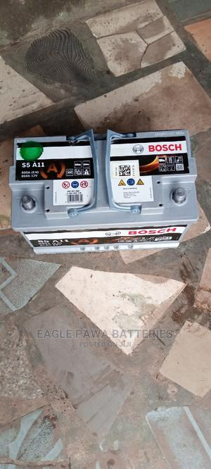 Bosch 12v 80ah | Vehicle Parts & Accessories for sale in Lagos State, Maryland