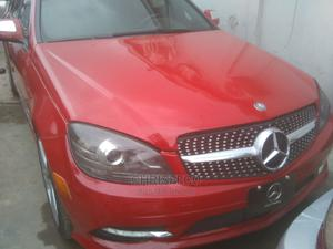 Mercedes-Benz C300 2009 Red   Cars for sale in Lagos State, Ikeja