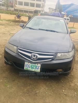 Honda Accord 2007 Sedan EX Gray | Cars for sale in Lagos State, Ojodu