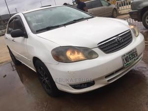 Toyota Corolla 2004 White | Cars for sale in Lagos State, Alimosho
