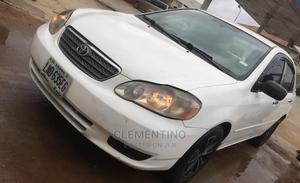 Toyota Corolla 2003 Sedan Automatic White | Cars for sale in Lagos State, Alimosho