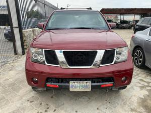 Nissan Pathfinder 2005 Red | Cars for sale in Lagos State, Lekki