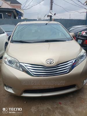 Toyota Sienna 2011 7 Passenger Gold | Cars for sale in Lagos State, Lagos Island (Eko)