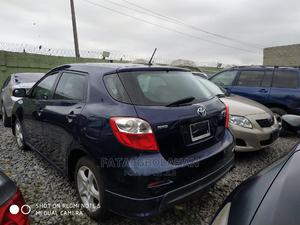 Toyota Matrix 2008 Blue | Cars for sale in Lagos State, Agege