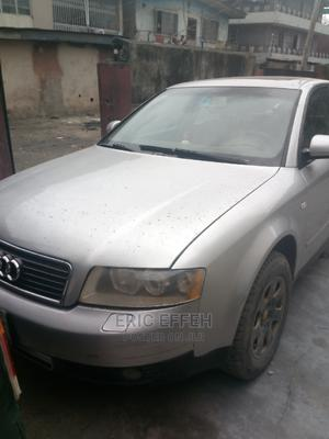 Audi A4 2003 Silver | Cars for sale in Lagos State, Surulere
