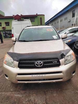 Toyota RAV4 2007 2.0 4x4 Gold   Cars for sale in Lagos State, Alimosho