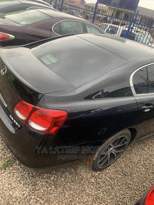Lexus GS 2008 Black | Cars for sale in Ekiti State, Ado Ekiti