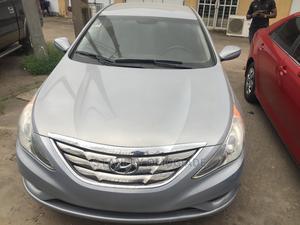Hyundai Sonata 2011 Silver | Cars for sale in Lagos State, Yaba