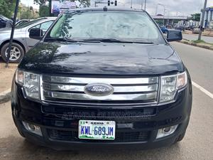 Ford Edge 2008 SE 4dr FWD (3.5L 6cyl 6A) Black | Cars for sale in Abuja (FCT) State, Wuse