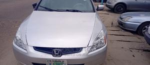 Honda Accord 2004 Sedan EX Silver | Cars for sale in Delta State, Warri