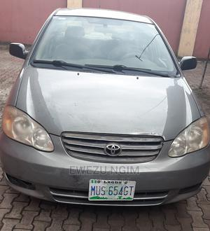 Toyota Corolla 2004 LE Gray   Cars for sale in Cross River State, Calabar