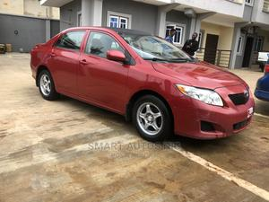 Toyota Corolla 2009 Red | Cars for sale in Oyo State, Ibadan