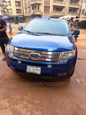 Ford Edge 2011 Blue   Cars for sale in Anambra State, Onitsha