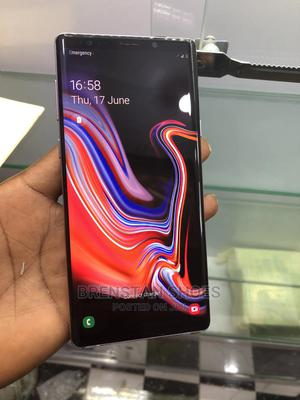New Samsung Galaxy Note 9 128 GB Purple | Mobile Phones for sale in Lagos State, Ikeja