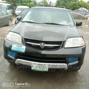 Acura MDX 2003 3.5L 4x4 Black   Cars for sale in Lagos State, Apapa