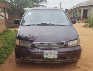 Honda Odyssey 1998 Gray | Cars for sale in Ogun State, Ado-Odo/Ota