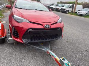 Toyota Corolla 2017 Red | Cars for sale in Lagos State, Alimosho