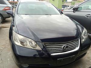 Lexus ES 2009 350 Blue | Cars for sale in Lagos State, Ilupeju