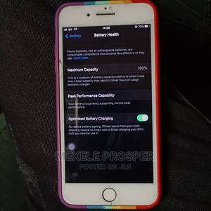Apple iPhone 7 Plus 128 GB Silver   Mobile Phones for sale in Rivers State, Port-Harcourt
