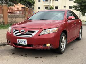 Toyota Camry 2007 Red   Cars for sale in Abuja (FCT) State, Lugbe District