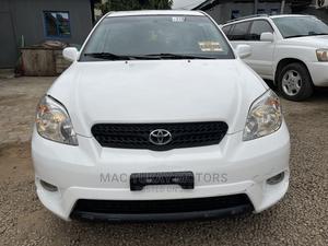 Toyota Matrix 2008 White   Cars for sale in Lagos State, Ikeja