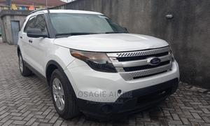 Ford Explorer 2012 White | Cars for sale in Lagos State, Yaba