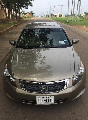 Honda Accord 2008 Gold | Cars for sale in Abuja (FCT) State, Gwagwalada