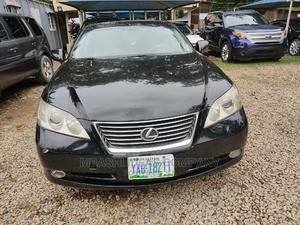 Lexus ES 2008 350 Black | Cars for sale in Abuja (FCT) State, Maitama