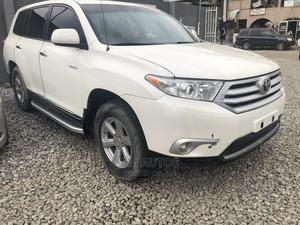 Toyota Highlander 2008 Limited White   Cars for sale in Lagos State, Ogudu