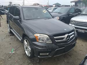 Mercedes-Benz GLK-Class 2012 350 Gray   Cars for sale in Lagos State, Apapa