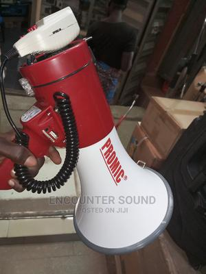 Bluetooth and Memory Card Megaphone | Audio & Music Equipment for sale in Lagos State, Ojo
