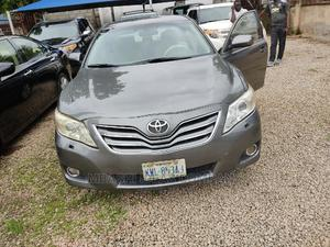 Toyota Camry 2008 3.5 LE Gray | Cars for sale in Abuja (FCT) State, Maitama