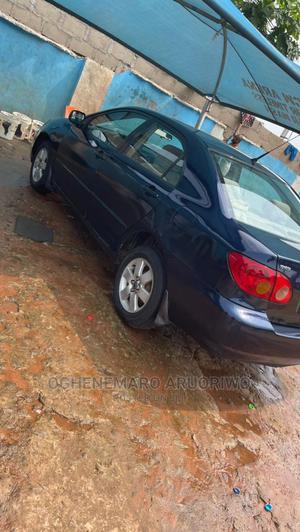 Toyota Corolla 2003 Sedan Blue | Cars for sale in Delta State, Oshimili South