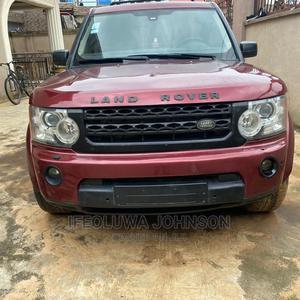 Land Rover LR3 2006 V6 Red | Cars for sale in Ogun State, Obafemi-Owode