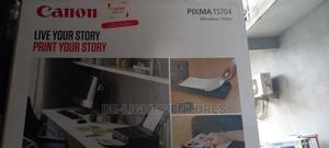 Canon Photo Printer PIXMA TS704 Wireless Printer | Printers & Scanners for sale in Lagos State, Ikeja