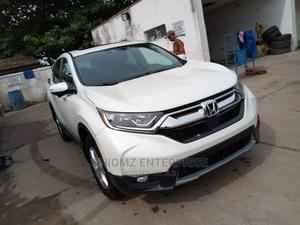 Honda CR-V 2018 EX-L AWD White | Cars for sale in Lagos State, Ejigbo