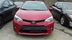 Toyota Corolla 2017 Red | Cars for sale in Lagos State, Amuwo-Odofin