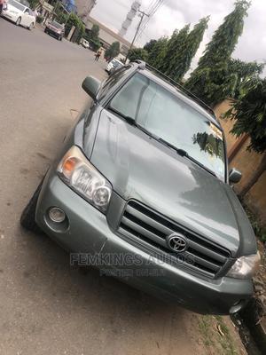 Toyota Highlander 2005 V6 Green | Cars for sale in Lagos State, Ikeja
